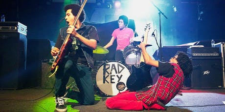 Rock'n Roof Halloween Show: Radkey tickets