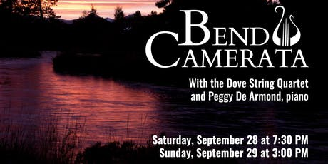 Bend Camerata: Reflections - 9/28/19 tickets