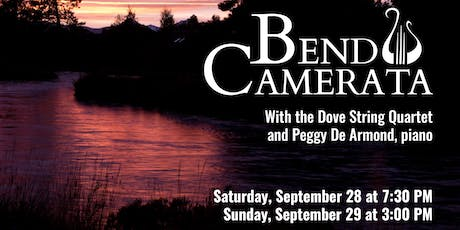 Bend Camerata: Reflections - 9/29/19 tickets