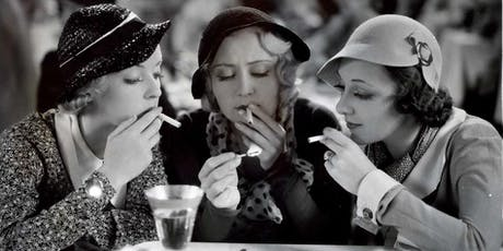 Women & Cocaine presents THREE ON A MATCH 1932 tickets