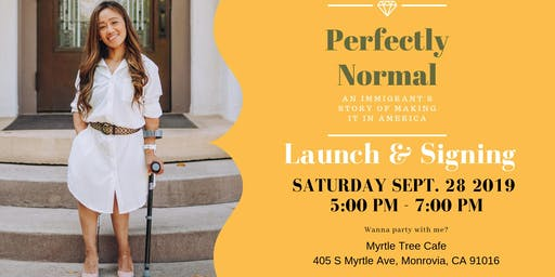 Perfectly Normal Launch & Signing Party