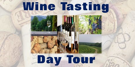 Wine Tasting Day Tours tickets