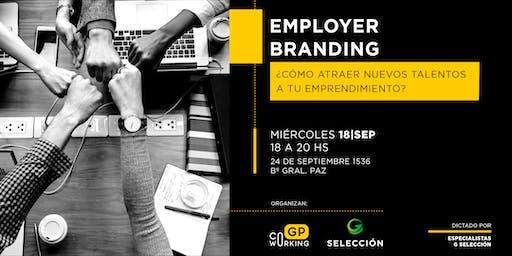 Employer branding ¿Cómo atraer nuevos talentos a tu emprendimiento?