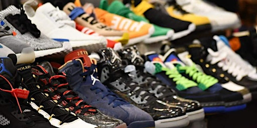 Sneak Peek Chicago Sneaker Convention