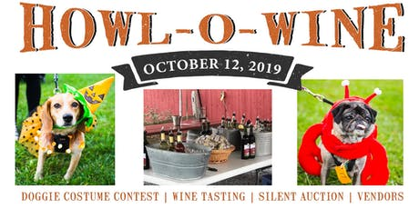 Howl-O-Wine Fundraiser to Benefit Wags for Hope tickets