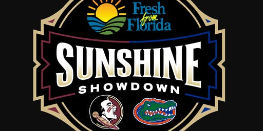 Sunshine Showdown (Seminoles vs Gators) Bus Trip Tallahassee to Gainesville