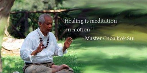 An Introduction to GrandMaster Choa Kok Sui's Meditation for Stress Release and Healing