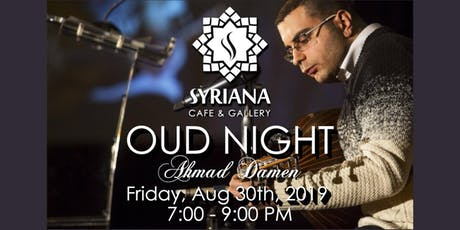 Oud Night- Classical Tunes from the Near East tickets