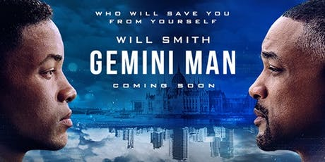 Gemini Man Advance Screening tickets