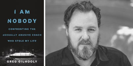 Beyond the Pages: An Evening with Greg Gilhooly tickets