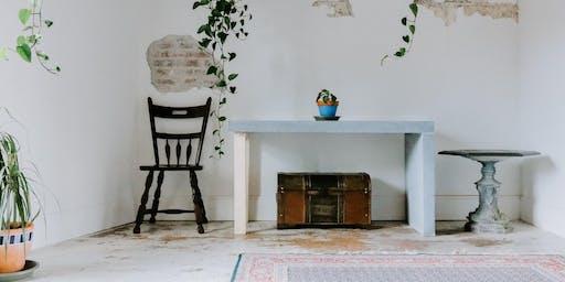Discover Concrete Design- Open Studio and Reception