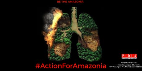 ACTION FOR AMAZONIA tickets