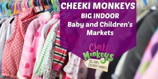 Cheeki Monkeys HIGHGATE Baby and Children's Market/Fair and Fun Day OUT
