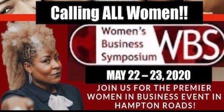 Women's Business Symposium 2020 tickets