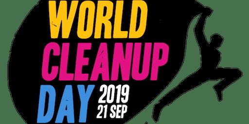 JCI Dublin World Cleanup Day 2019