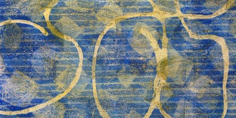Gelli Plate Printing with Kathy Klompas tickets