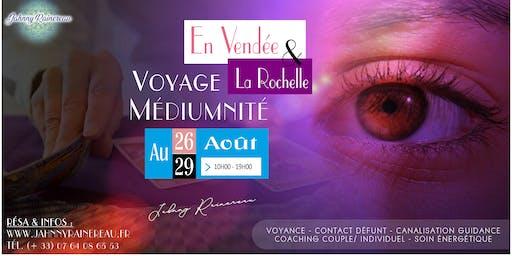 Médiumnité en Vendée et la Rochelle