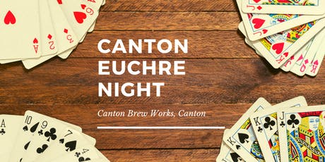 Euchre Night at Canton Brew Works tickets