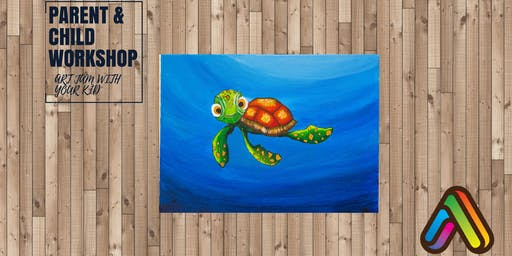 Parent& Child Workshop: Squirt The Sea Turtle