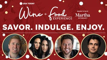 """USA Today"" Wine & Food Experience"