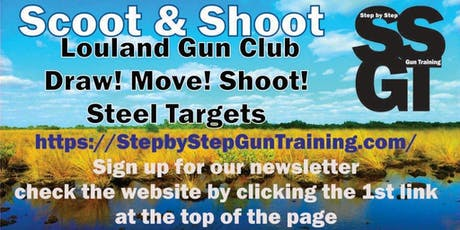 Saturday Scoot & Shoot Range Day 10/12/2019 tickets