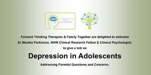 Depression in Adolescents - Guidance for Parents
