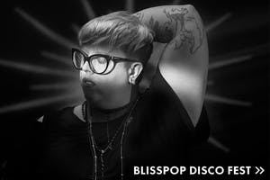 Blisspop Disco Fest ft. The Black Madonna