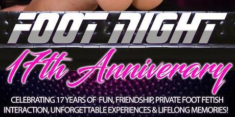 FN International - 17th Anniversary tickets