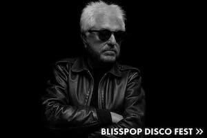 Blisspop Disco Fest ft. Cerrone