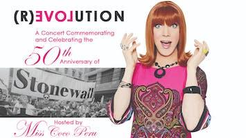 """Revolution"" With Miss Coco Peru"