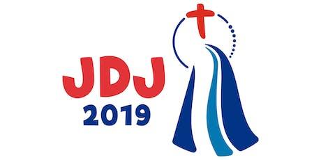 Jornada Diocesana da Juventude 2019 ingressos
