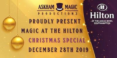 Magic At The Hilton