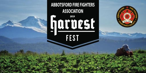 Abbotsford Fire Fighters Association Harvest Festival
