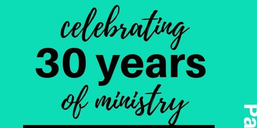 Celebrating Pastor Earl B. Mason - 30th Appreciation