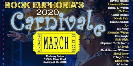 Book Euphoria's 2020 Carnivale Weekend tickets
