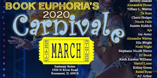 Book Euphoria's 2020 Carnivale Weekend