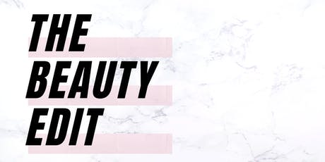 The Beauty Edit 2019 tickets