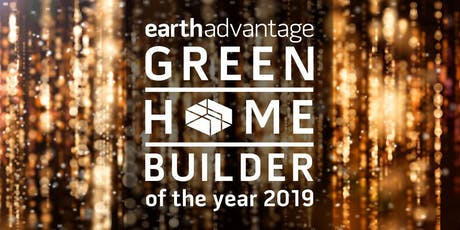 2019 Green Builder of the Year Awards tickets