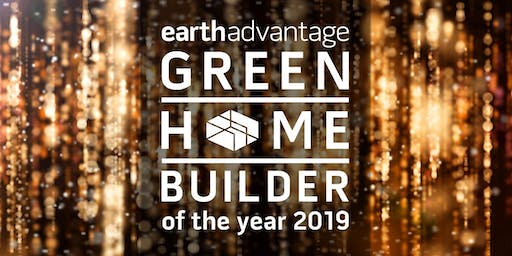 2019 Green Builder of the Year Awards