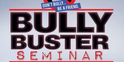 Bully Buster Seminar!