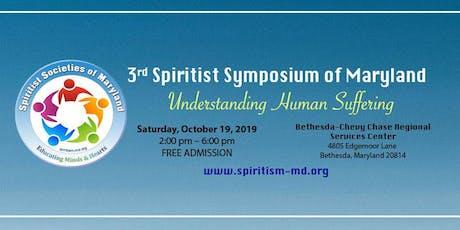 3rd Spiritist Symposium of Maryland tickets
