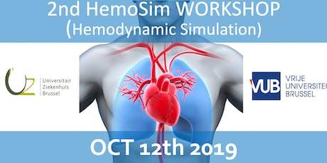 2nd HemoSim course (Hemodynamic Clinical Case Simulator Workshop) tickets