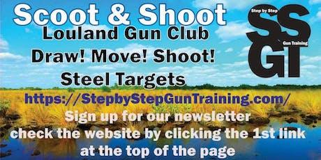 Saturday Scoot & Shoot Range Day 10/26/2019 tickets
