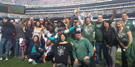 NY Jets Football: Game Ticket, All-Inclusive Tailgate Party & Go On Field! tickets