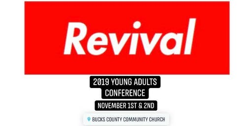 2019 Young Adults Revival Conference