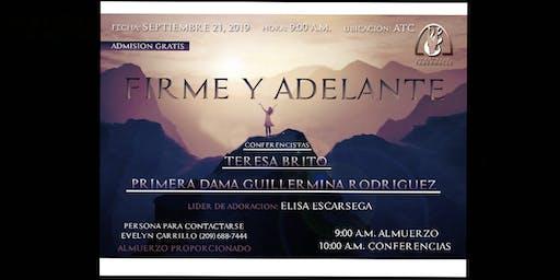 Apostolic Ladies Day all Spanish event
