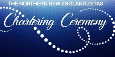 Northern New England Zetas' Chartering Ceremony