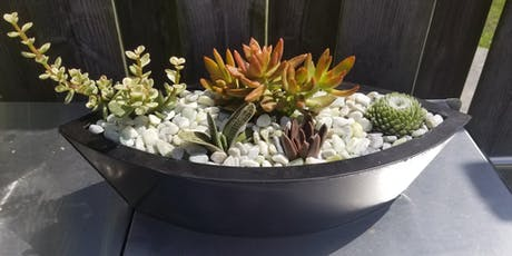 Create your own Succulent Planter! tickets