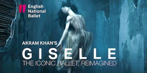 Akram Khan's Giselle   2019 SF Dance Film Festival