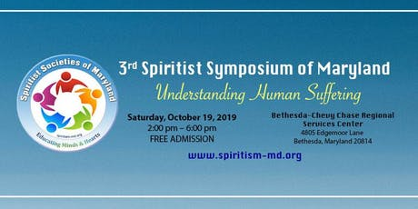 3rd Spiritist Symp. of MD - Children Registration tickets